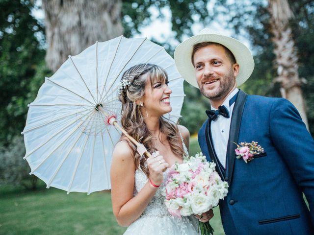 El casamiento de Daniela y Rober
