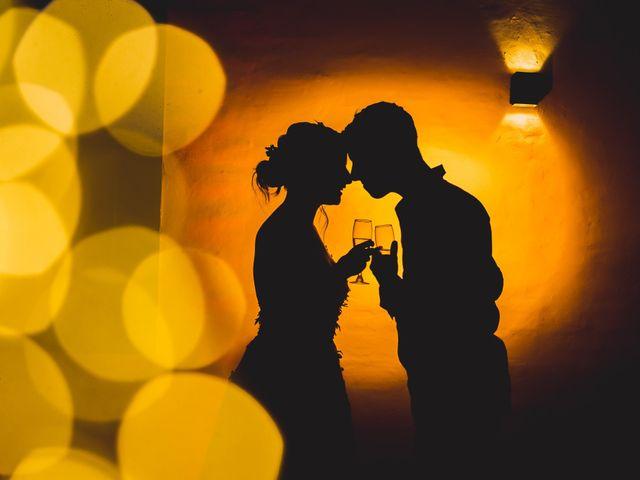 El casamiento de Delfi y Fer