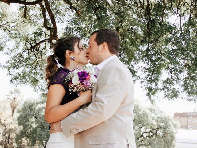El casamiento de Julian y Sol en Hurlingham, Buenos Aires 3