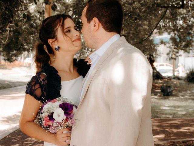 El casamiento de Julian y Sol en Hurlingham, Buenos Aires 4