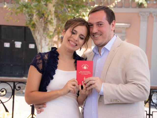 El casamiento de Julian y Sol en Hurlingham, Buenos Aires 7