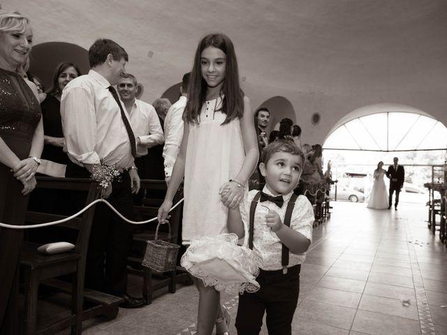 El casamiento de Julian y Sol en Hurlingham, Buenos Aires 19