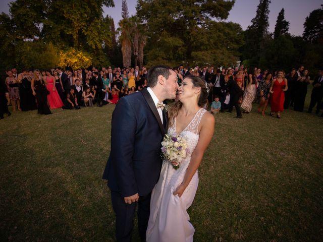 El casamiento de Julian y Sol en Hurlingham, Buenos Aires 32