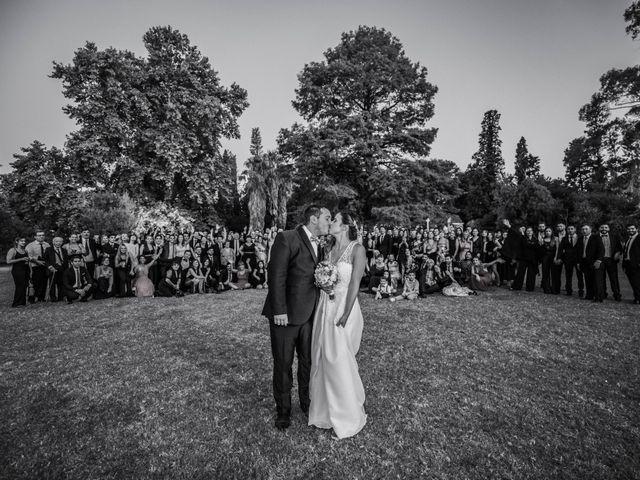 El casamiento de Julian y Sol en Hurlingham, Buenos Aires 38