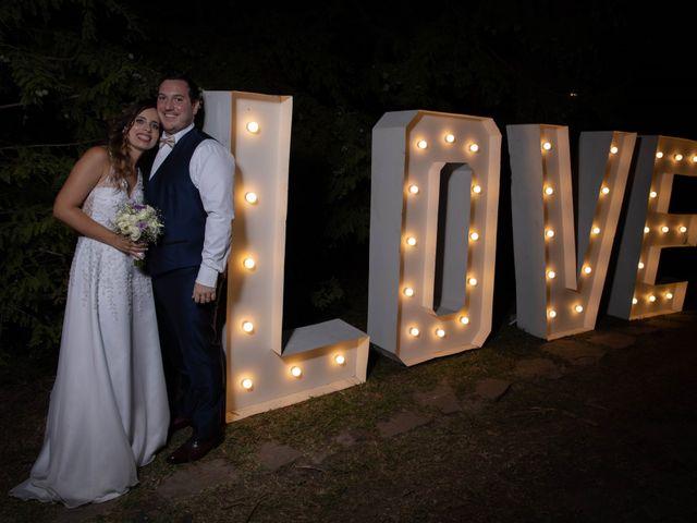 El casamiento de Julian y Sol en Hurlingham, Buenos Aires 41