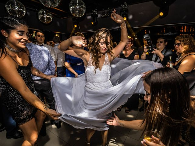 El casamiento de Julian y Sol en Hurlingham, Buenos Aires 48