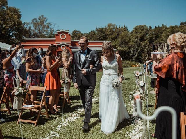 El casamiento de Fer y Euge en Los Cardales, Buenos Aires 27