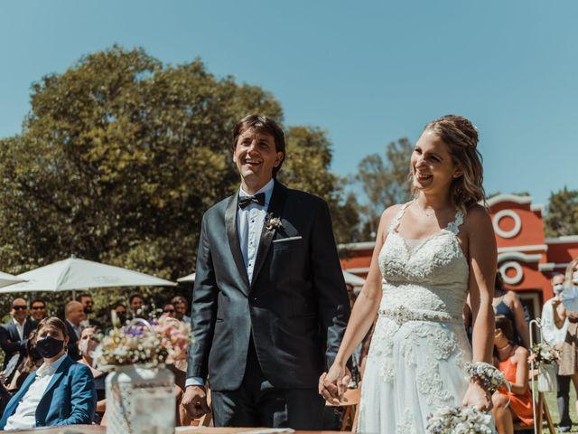 El casamiento de Fer y Euge en Los Cardales, Buenos Aires 28