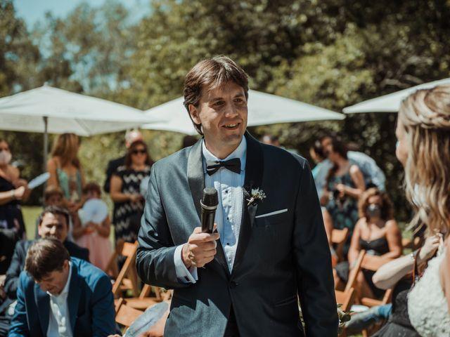 El casamiento de Fer y Euge en Los Cardales, Buenos Aires 33
