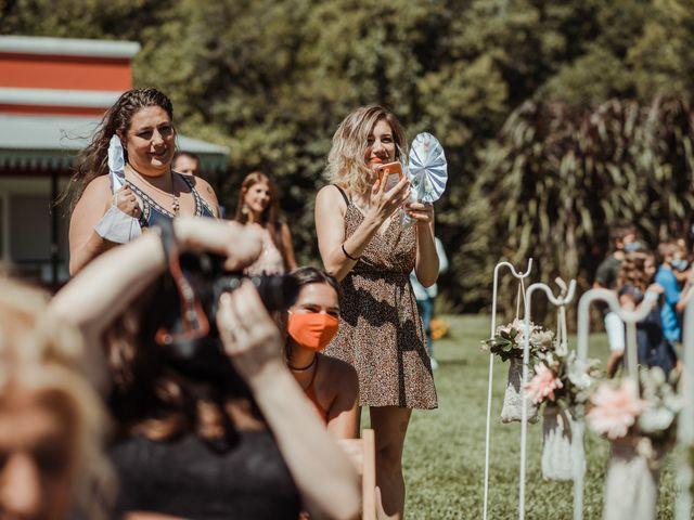 El casamiento de Fer y Euge en Los Cardales, Buenos Aires 35