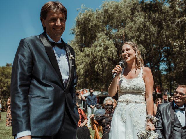 El casamiento de Fer y Euge en Los Cardales, Buenos Aires 37