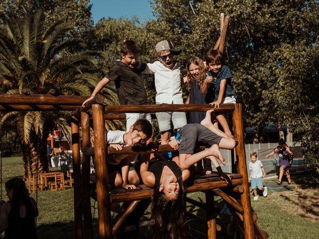 El casamiento de Fer y Euge en Los Cardales, Buenos Aires 64