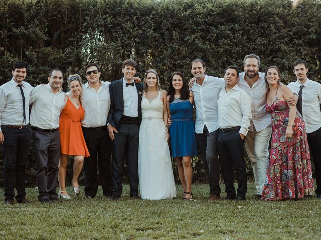 El casamiento de Fer y Euge en Los Cardales, Buenos Aires 69
