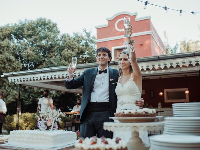 El casamiento de Fer y Euge en Los Cardales, Buenos Aires 71