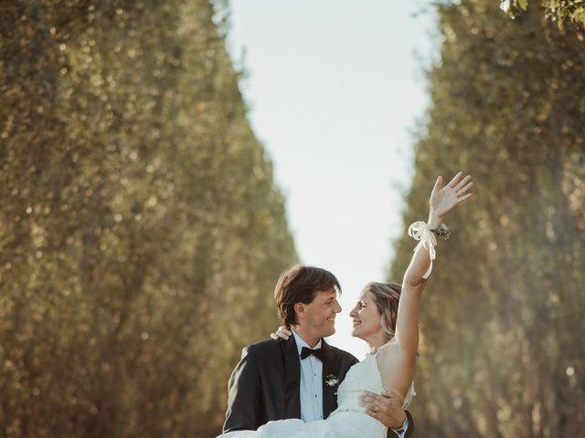 El casamiento de Fer y Euge en Los Cardales, Buenos Aires 2