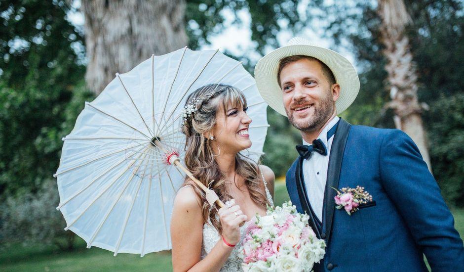 El casamiento de Rober y Daniela en Hurlingham, Buenos Aires