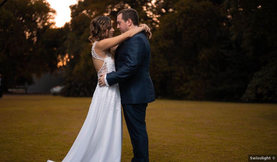 El casamiento de Julian y Sol en Hurlingham, Buenos Aires