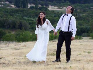 El casamiento de Geraldine y Sergio