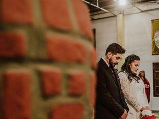 El casamiento de Pato y Kokki