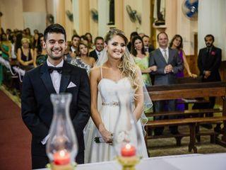 El casamiento de Ana y Thiago