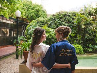 El casamiento de Mariana y Federico 3