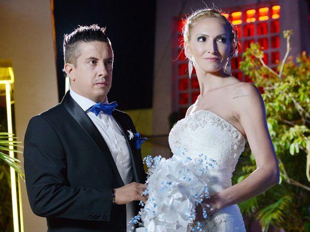 El casamiento de Vanina y German