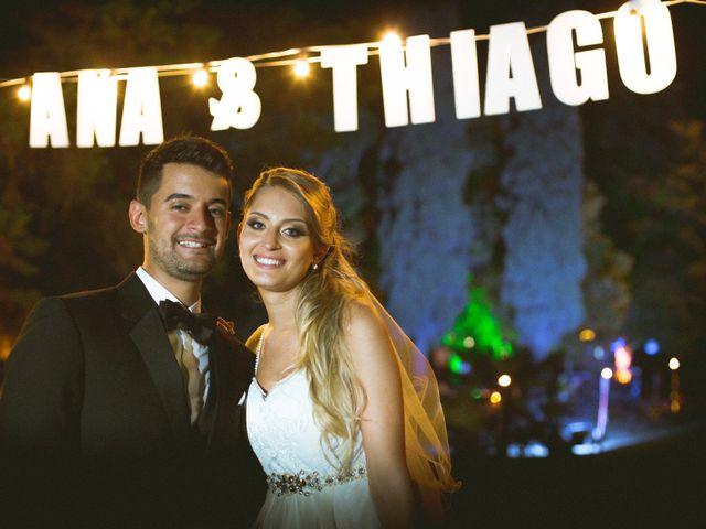 El casamiento de Thiago y Ana en Aldea Brasilera, Entre Ríos 1