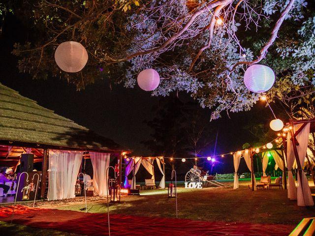 El casamiento de Thiago y Ana en Aldea Brasilera, Entre Ríos 38