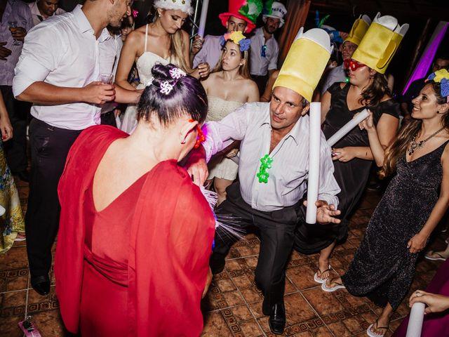 El casamiento de Thiago y Ana en Aldea Brasilera, Entre Ríos 68