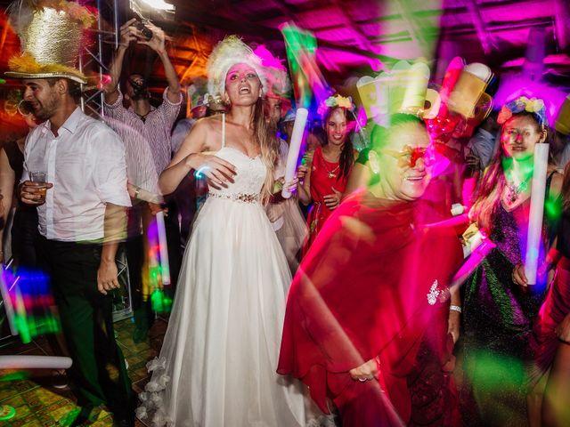 El casamiento de Thiago y Ana en Aldea Brasilera, Entre Ríos 71