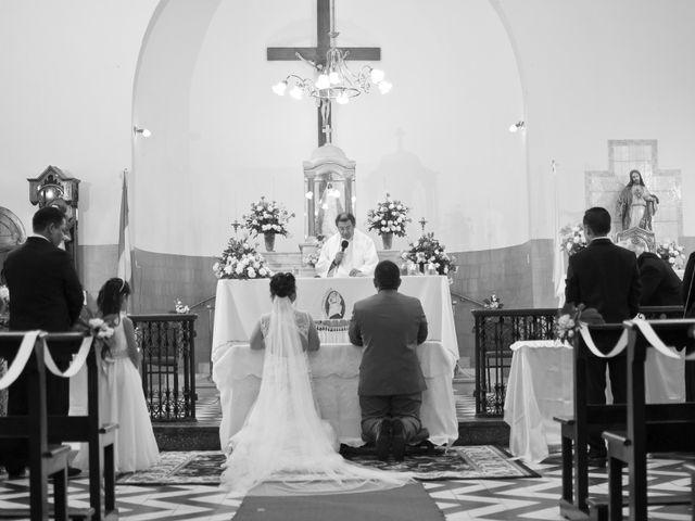 El casamiento de Sebastián y Romina en Villa Quinteros, Tucumán 5