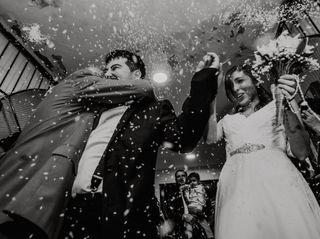 El casamiento de Romi y Cuchu