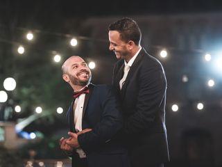 El casamiento de Dani y Enio