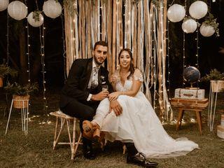 El casamiento de Lucia y Santiago