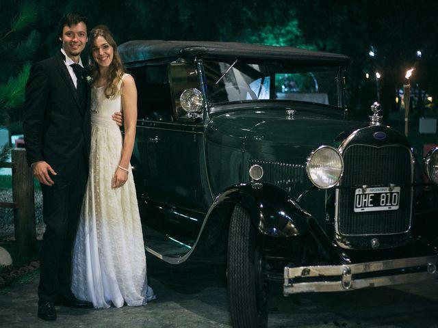 El casamiento de María Sol y Sebastián
