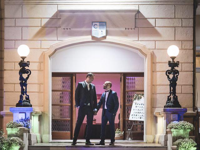 El casamiento de Enio y Dani en Tigre, Buenos Aires 1