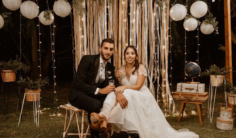 El casamiento de Santiago y Lucia en Luján, Buenos Aires