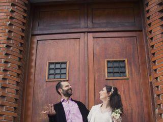 El casamiento de Brenda y Daniel 2
