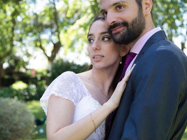 El casamiento de Brenda y Daniel