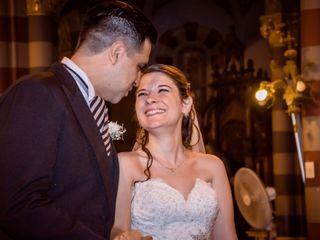 El casamiento de Johanna y Sebastian