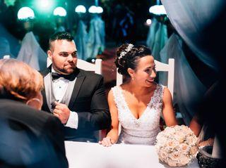 El casamiento de Jesica y Guillermo