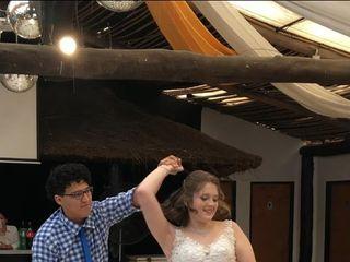 El casamiento de Mayra y Samuel 2