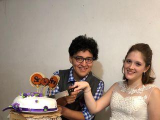 El casamiento de Mayra y Samuel 3