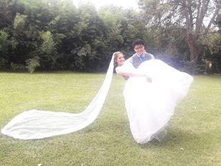 El casamiento de Mayra y Samuel