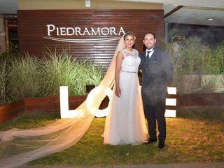 El casamiento de Silveria y Federico