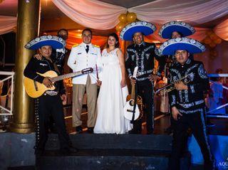 El casamiento de Angeles y Rodrigo 3