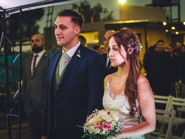 El casamiento de Santiago  y Fernanda