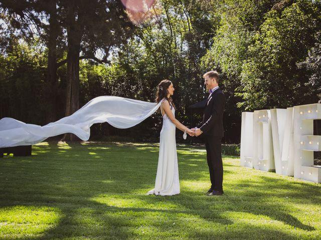 El casamiento de Maximiliano y Verónica