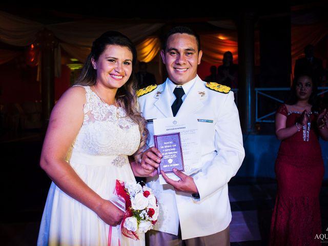 El casamiento de Angeles y Rodrigo