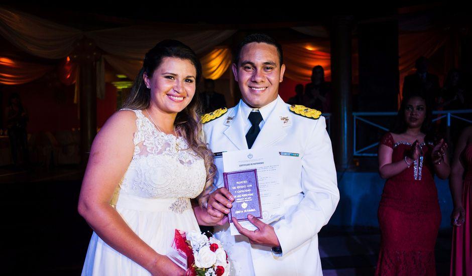 El casamiento de Rodrigo y Angeles en San Salvador de Jujuy, Jujuy